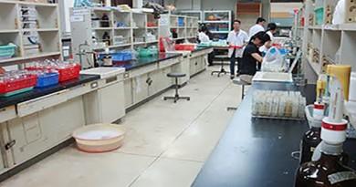 Dịch vụ phân tích mẫu nước thải