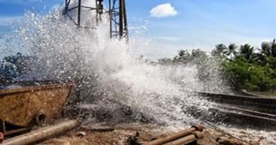 Lập hồ sơ xin giấy phép khai thác nước ngầm