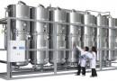 Công nghệ xử lý nước cấp cho nhà máy dược phẩm
