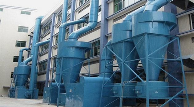 Tư vấn thiết kế hệ thống xử lý khí thải lò hơi