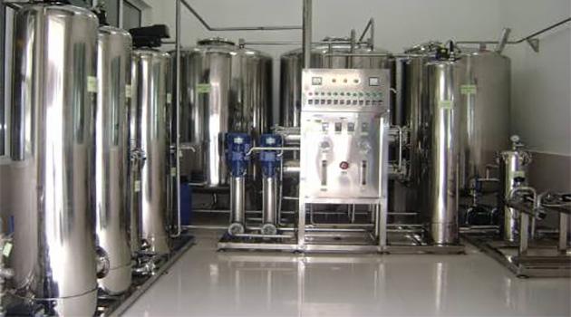 Vận hành hệ thống xử lý nước cấp