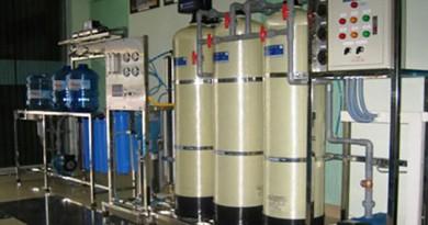 Công nghệ xử lý nước uống đóng chai
